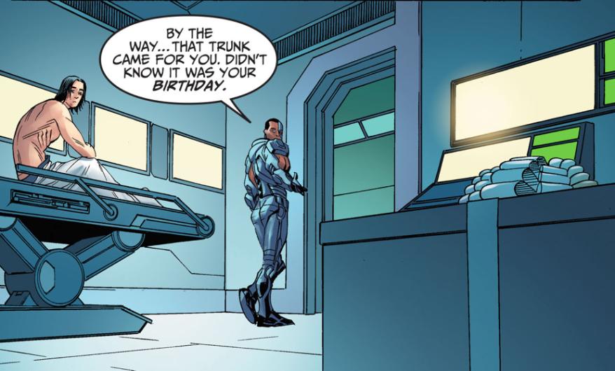Damian Wayne Becomes Nightwing