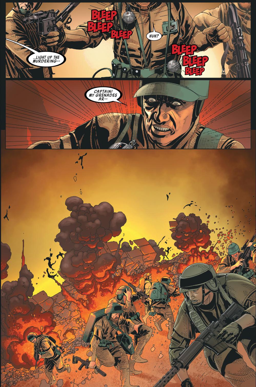 The four rebels enter sandman 1 - 3 part 4