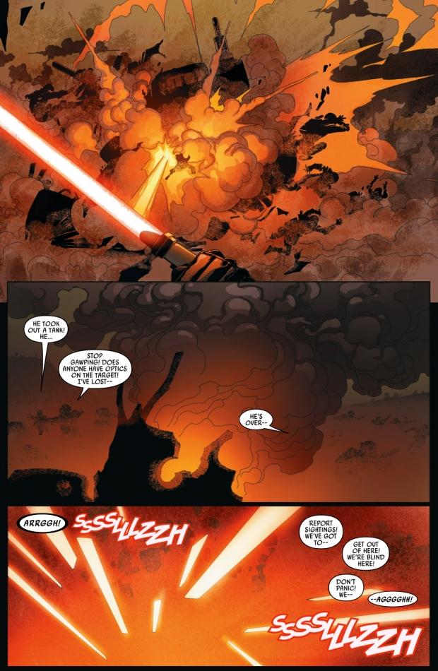 darth vader slaughtering rebel soldiers 5