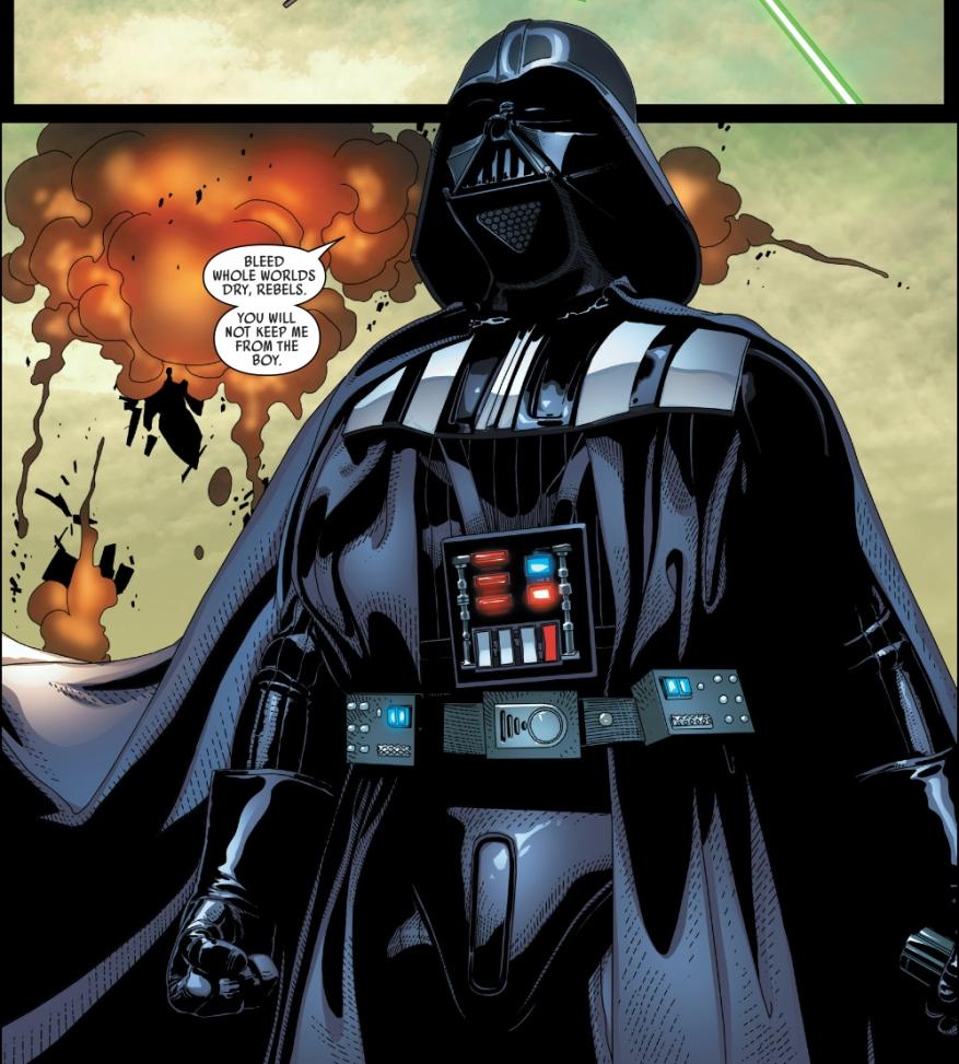 darth vader slaughtering rebel soldiers 6