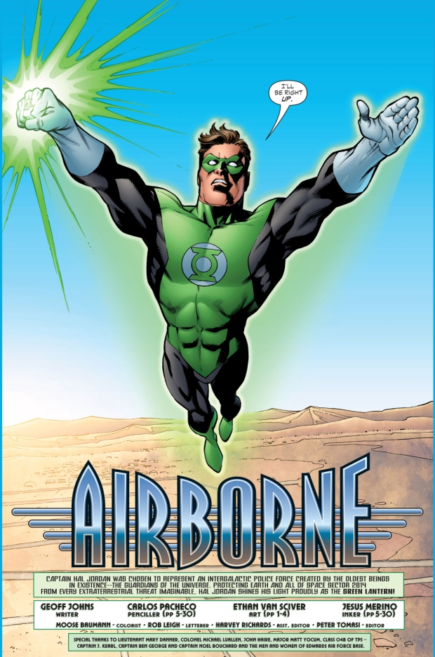 Green Lantern (Green Lantern Vol. 4 #1)