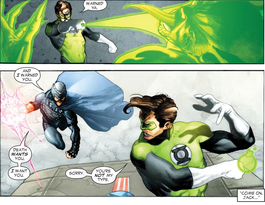Green Lantern V...