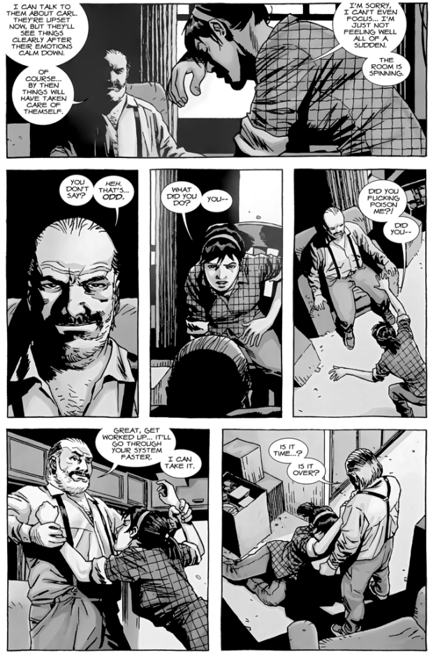 Gregory Poisons Maggie Greene