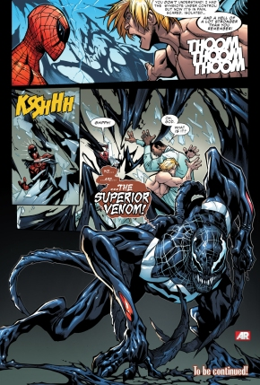 how superior venom came to be