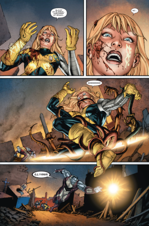 How The Purifiers Took Out Magik
