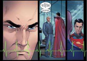 Lex Luthor Passes Superman's Lie Detector Test