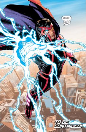 Magneto (Uncanny X-Men Vol. 4 #1)