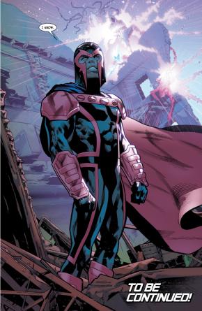 Magneto (Uncanny X-Men Vol. 4 #4)