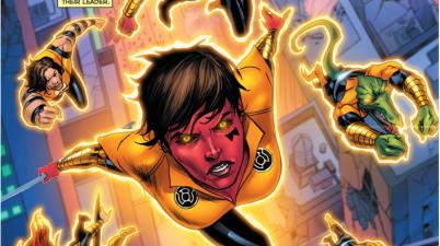 Sinestro Corps (Sinestro #21)