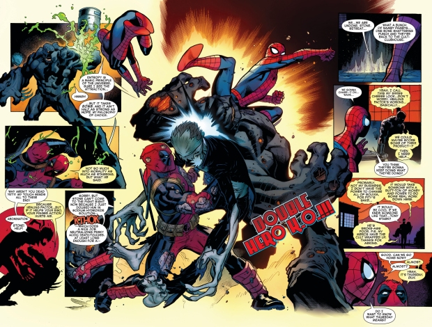 spider-man and deadpool vs styx and stone
