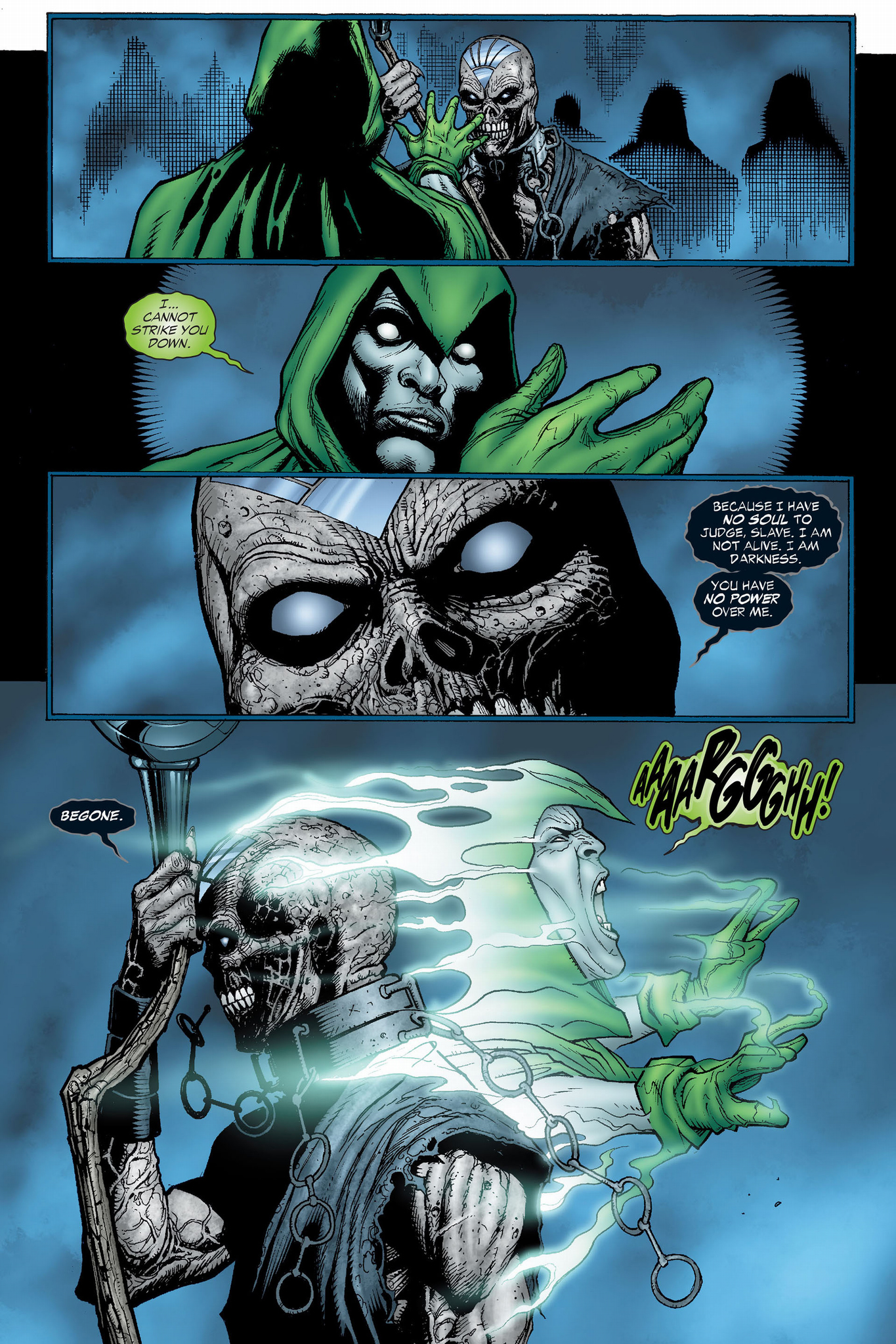 The Spectre Judges Nek...