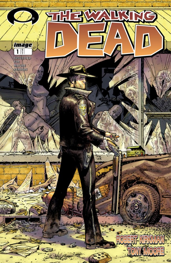 the walking dead #1