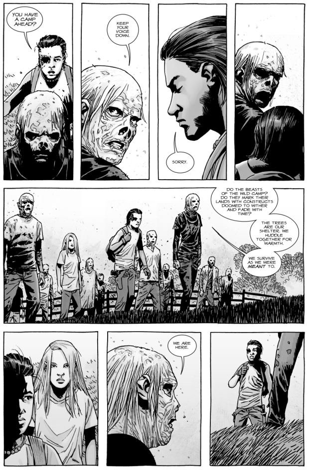 the whisperers camp