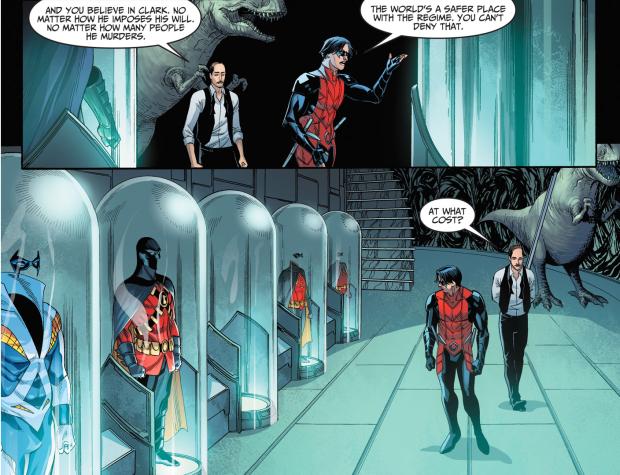 Why Alfred Thinks Batman Will Beat Superman Comicnewbies