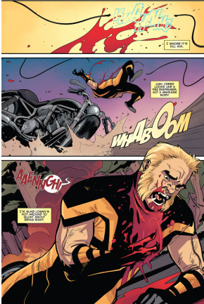 Why Deadpool Attacked Sabretooth