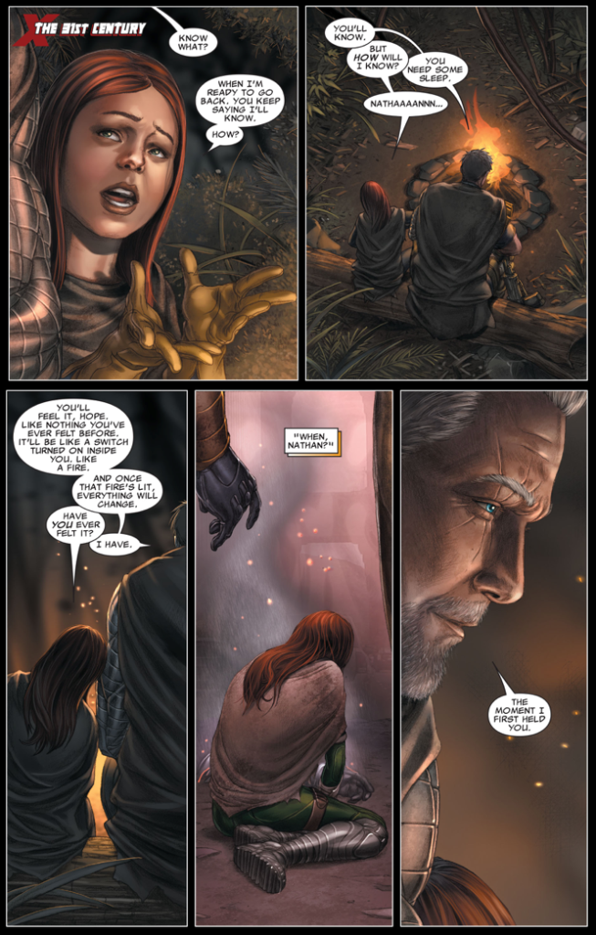 Cable Describes How He Felt When He First Held Hope Summers