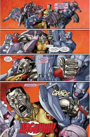 Colossus VS Nimrods (Second Coming)