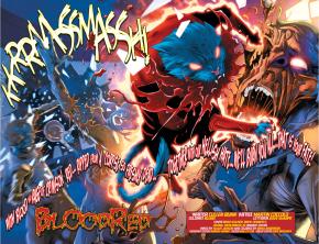 Dex-starr (Sinestro #22)