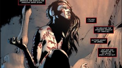 grail (darkseid war special)