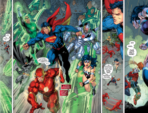 Harley Quinn VS The Justice League (April Fools Special)