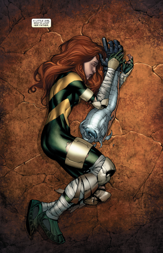 Hope Summers Mourns Cable
