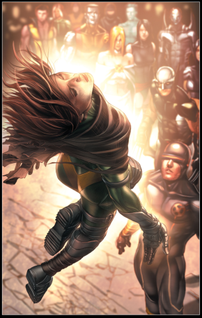 Hope Summers Mutant Messiah