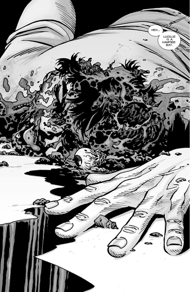 Negan Kills Glenn Rhee