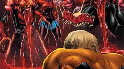 Red Lantern Corps (Sinestro #22)