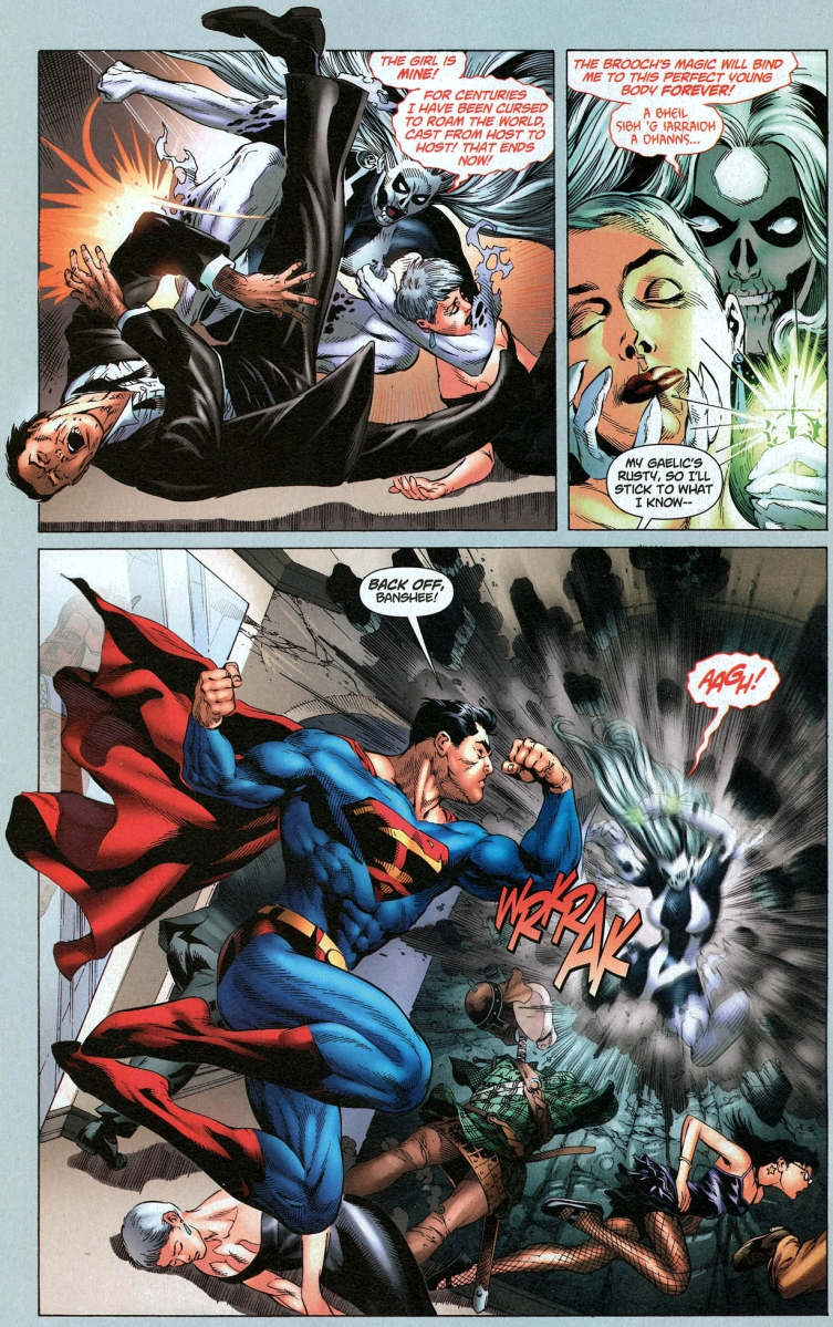 Superman And Batman Vs Silver Banshee Comicnewbies