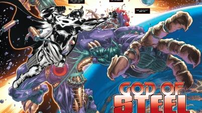 superman god of strength