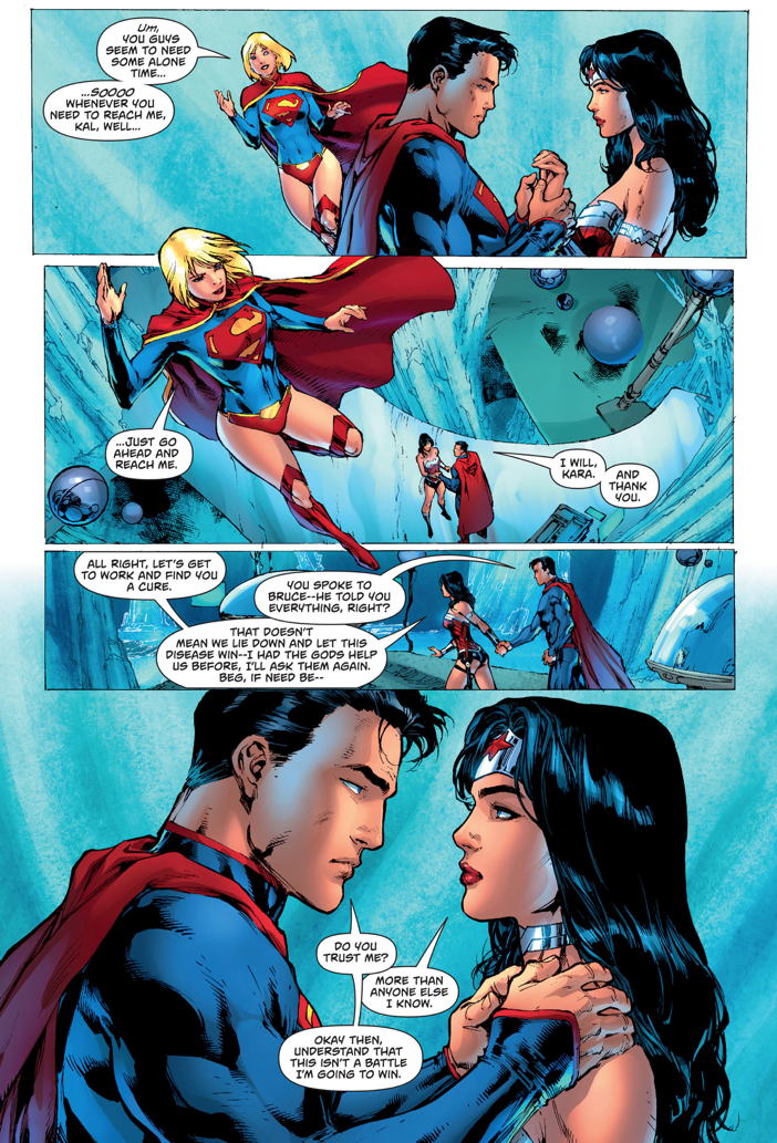 superman and wonder woman new 52 relationship tips