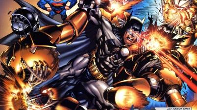 superman trains batman with his powers