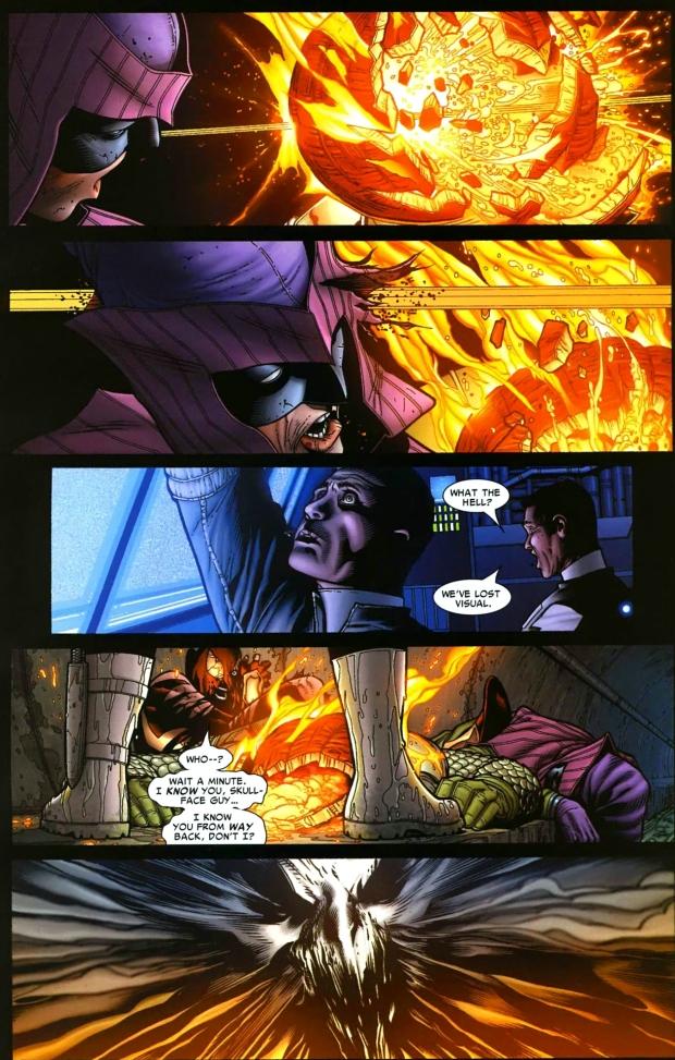 the jester and jack o lantern ambushes spider-man 4