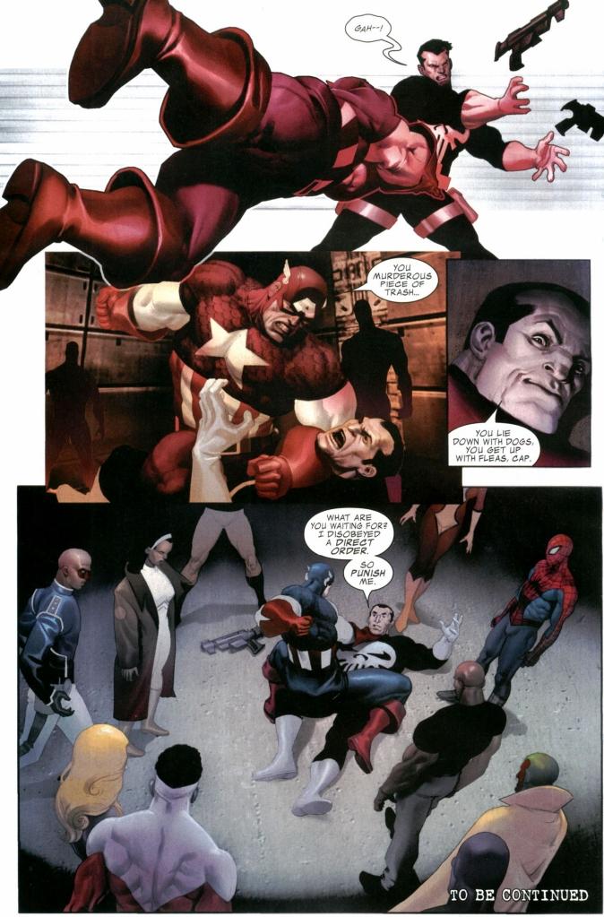 The Punisher Kills Goldbug And The Plunderer