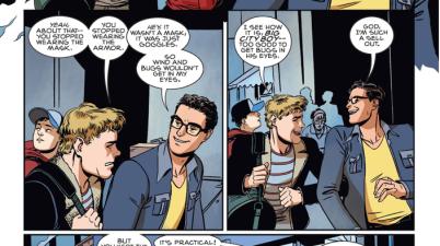 Why Superman Wears A Cape (American Alien)