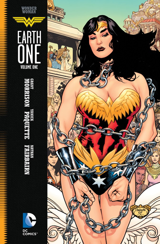 wonder woman earth 1 cover