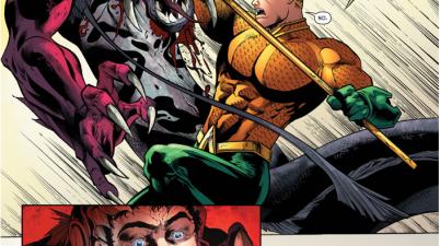 Aquaman Kills Dead Water