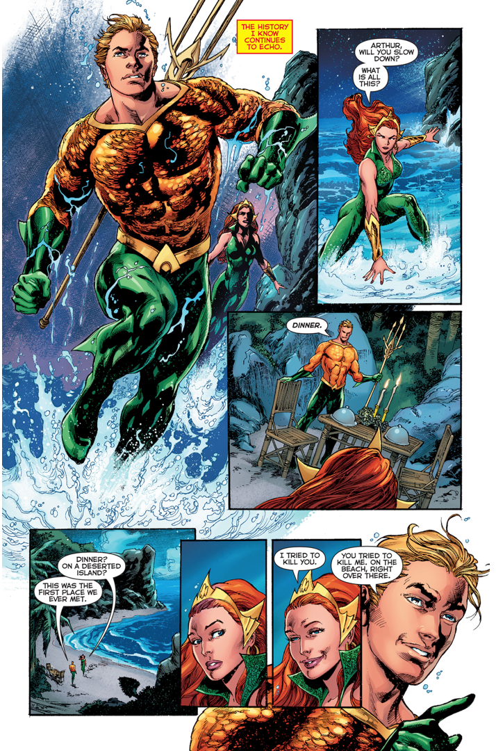 Image result for justice league book tag aquaman