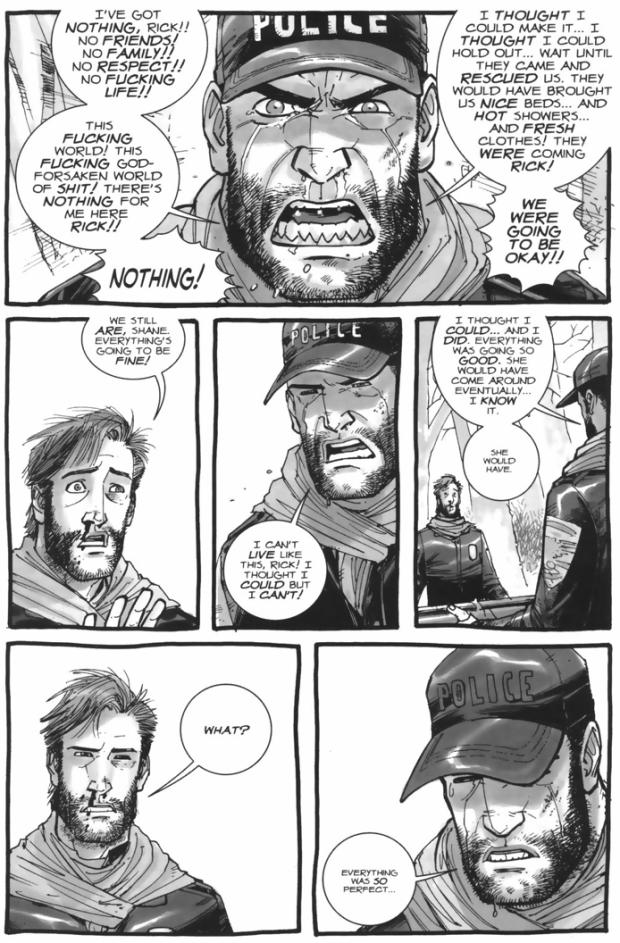 Carl Grimes Kills Shane Walsh (The Walking Dead)