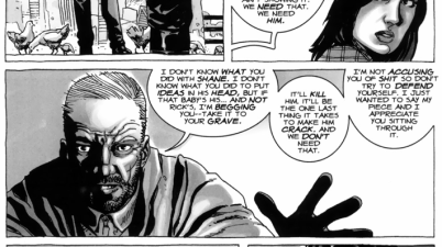 Dale Acknowledges That Rick Grimes Is The Leader (The Walking Dead)Dale Acknowledges That Rick Grimes Is The Leader (The Walking Dead)