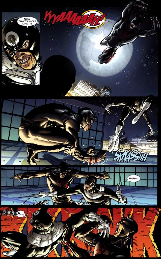 daredevil kills bullseye