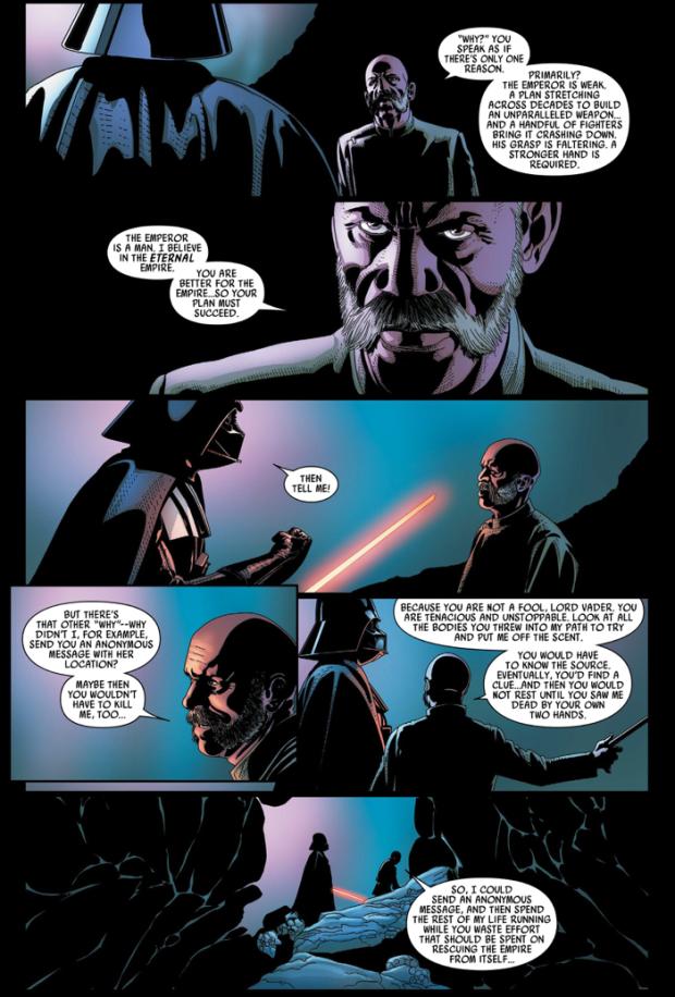 Darth Vader Kills Inspector Thanoth 5
