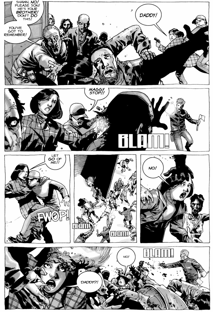 death of arnold and lacey greene the walking dead comicnewbies