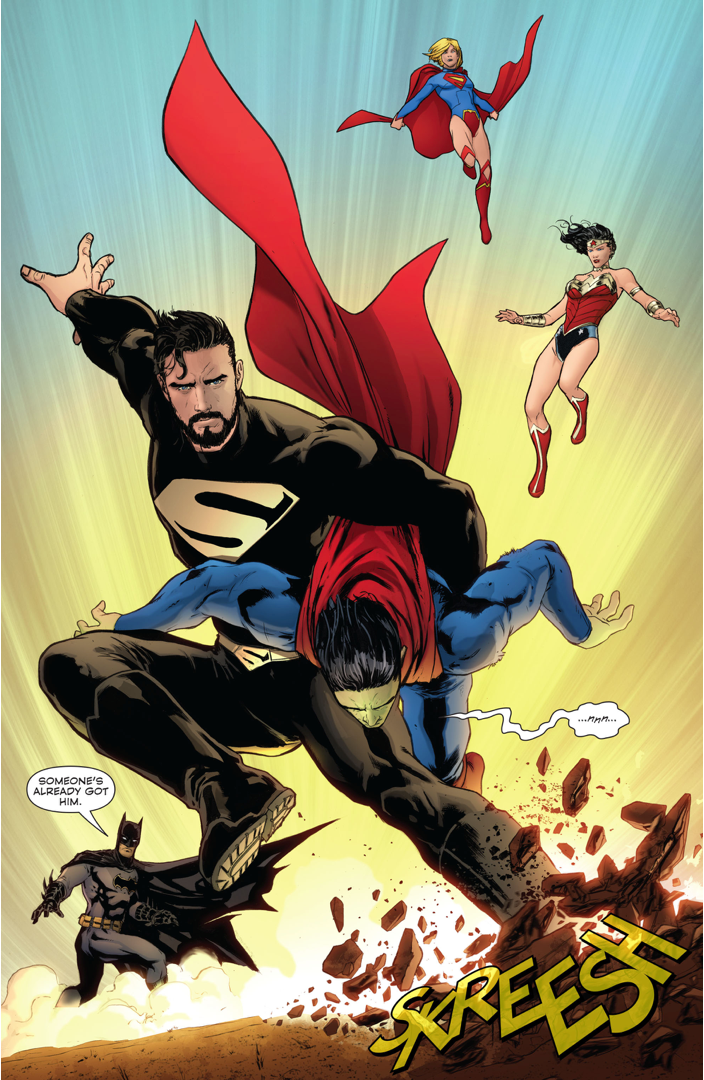 52 Photos 37 Reviews: Death Of Superman (New 52)