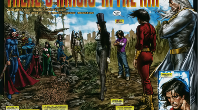 Freddy Freeman Recruits Shadowpact (Trials Of Shazam)