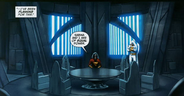 Freddy Freeman Recruits The Justice League (Trials Of Shazam)