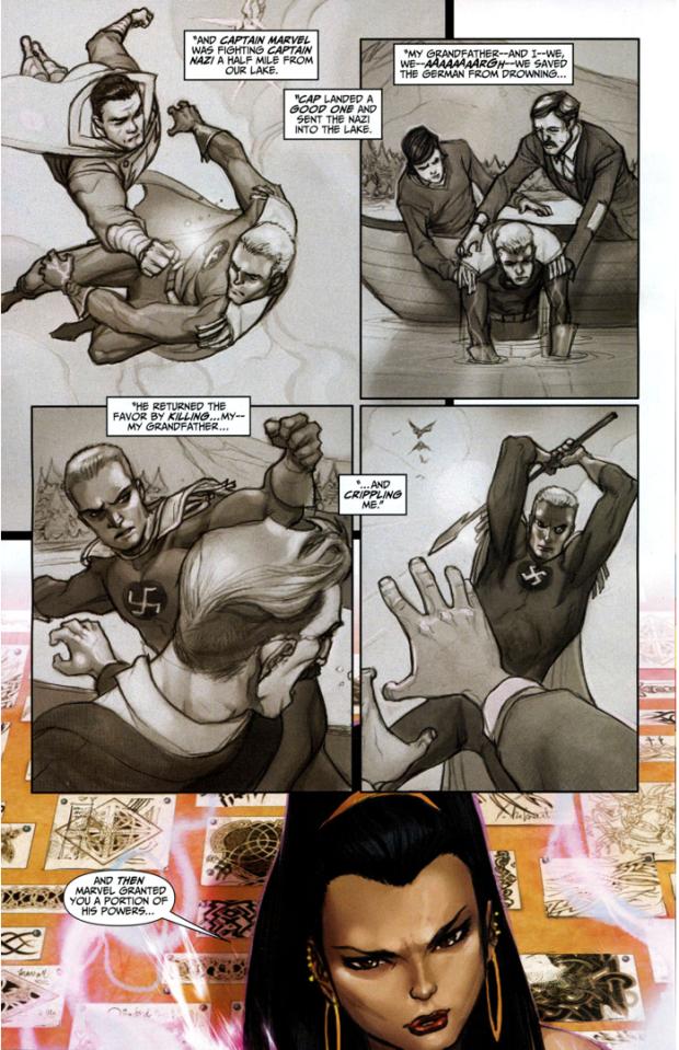 Freddy Freeman Takes On His First Trial (Trials Of Shazam)