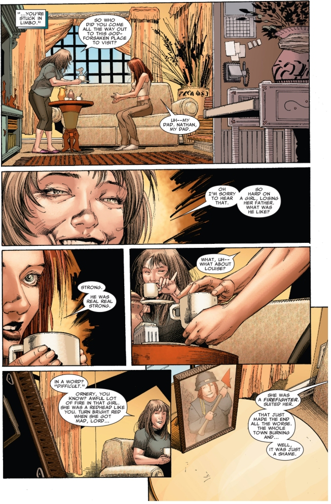 hope summers learns more about her mom