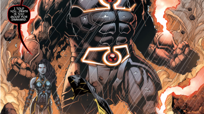 How Grail Resurrected Darkseid (Darkseid War)