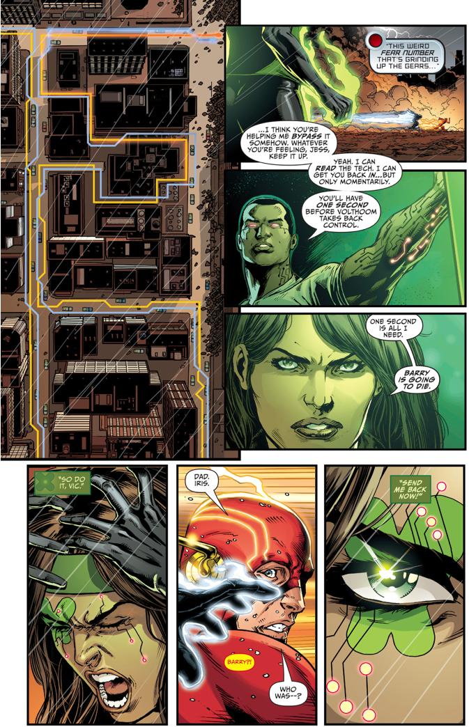 Black Spiderman Comic How Jessica Cruz Becam...
